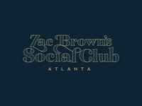 Zac Brown's Social Club logo