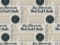 Zac Brown's Social Club delipaper