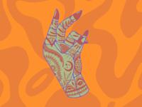 My kinda henna