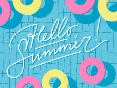 Hello, Summer!