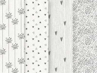 Minimalist Pattern Collection
