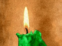Illustration of Candle