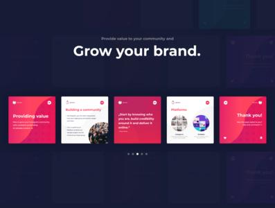 Instart | Instagram Starter Kit | Now available!