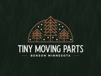 Tiny Moving Parts 🌲✨