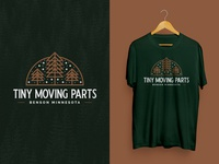 Tiny Moving Parts T-shirt 🌲✨