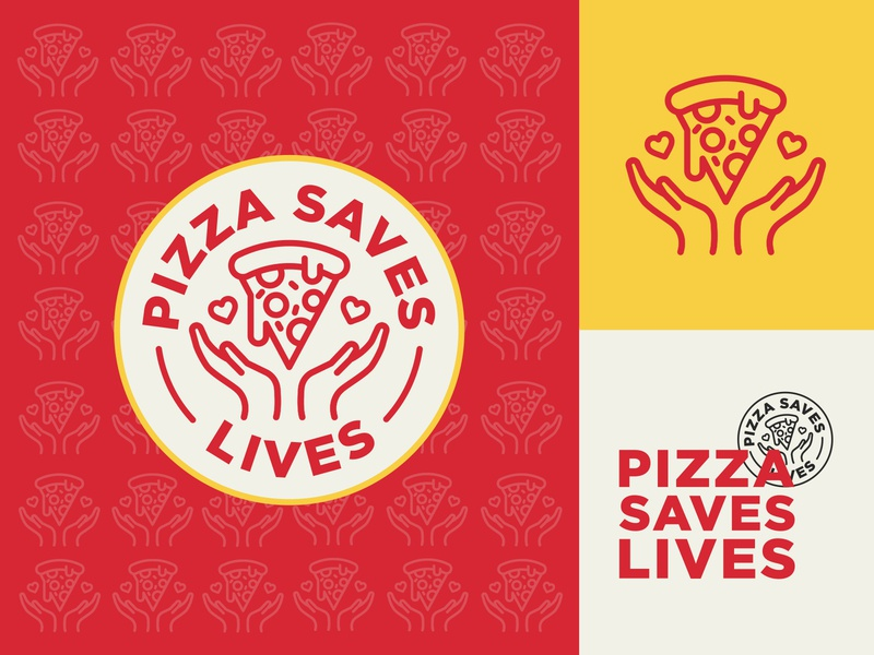 Pizza Saves Lives 🍕❤️