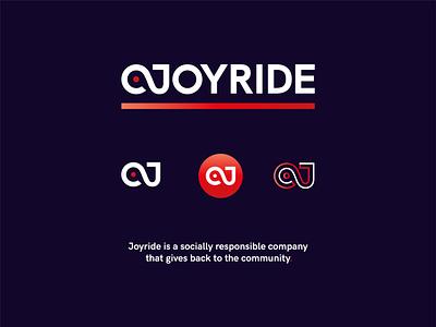 JOYRIDE LOGO 🚴 logo design logo typography illustration logodesign logo type bikes logotype draplin typographic logo branding concept brand design branding design branding typographic