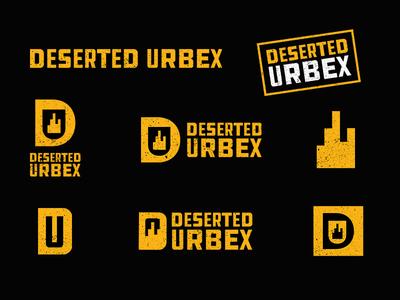 Desrted Urbex Brand Guidelines