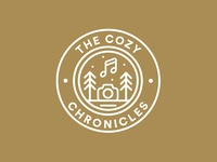 The Cozy Chronicles Photography Badge
