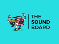 The Sound Board Logo