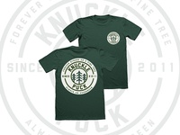 Knuckle Puck Badge T-shirt