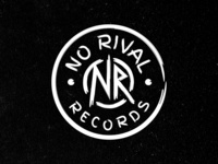 No Rival Records Badge