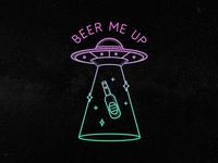 Beer Me Up 🛸🍺