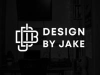 Design By Jake Monogram Logo