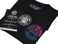 Outta This Town Clothing Brand Order Pack