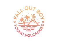 Fall Out Boy Young Volcanoes 🌋