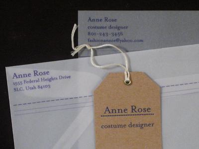 Annie Rose Identity