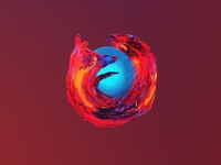 FIrefox flass artwork.