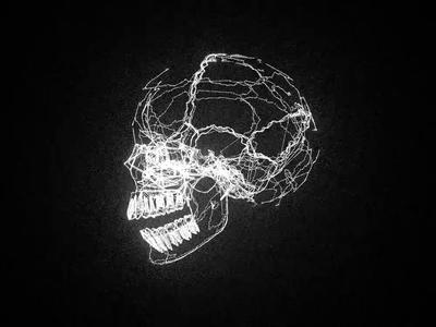Sizz style skull VIII. Sound on!
