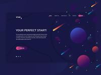 StarT - Your perfect stellar start.