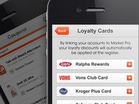 iPhone Mobile Shopping App
