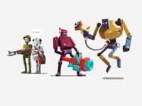vector bots