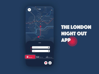 Location Tracker - Daily UI 20 branding illustration dailyui001 design ux app ui dailyui dailyuichallenge