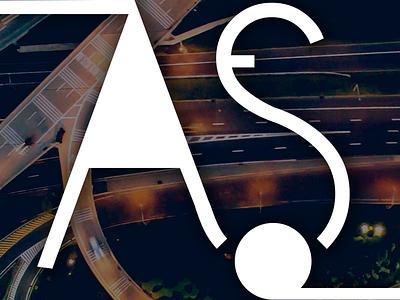 Autonom' logo automation science-fiction robots futurism