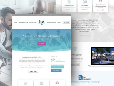 Historic Square Agency Homepage - Erie, PA Insurance