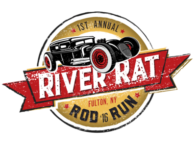 river rat rod run logo by mark dingman dribbble rh dribbble com hot rod logo png hot rod logo jackets for men