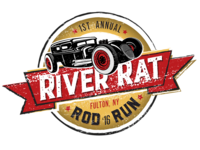 River Rat Rod Run Logo