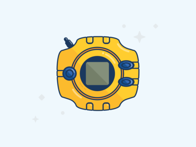 Digimon Adventure: Digivice