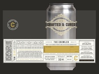 Crafted & Cured Crowler