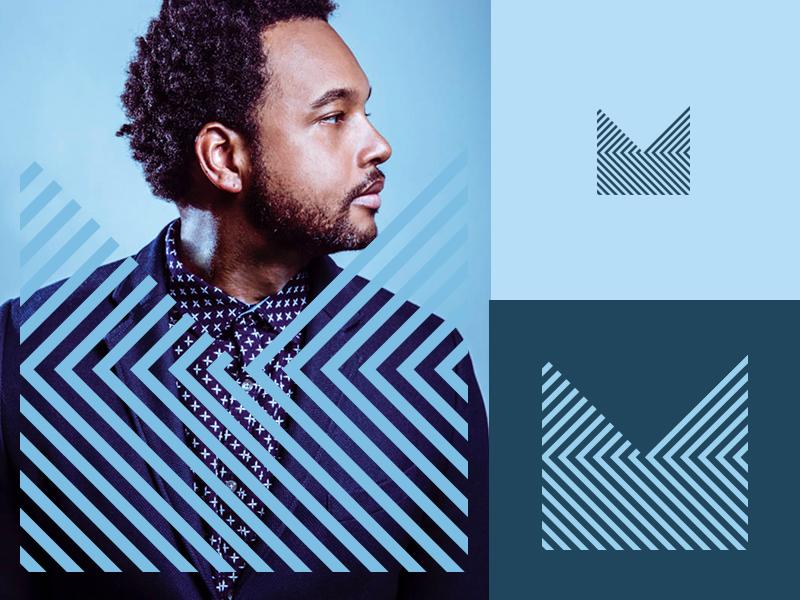 mergeleft blue icon left merge m podcast