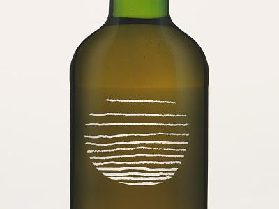 The Kombucha Room, Chicago organic illustration packaging bottle layers waves tea scoby kombucha