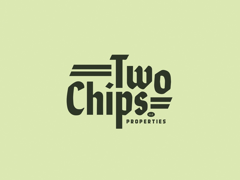 Two Chips Properties, LLC midcentury vintage green michigan detroit native american chippewa chips two