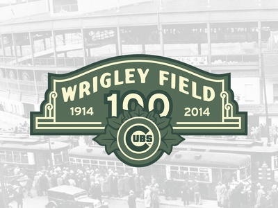 Wrigley Field 100 Years wrigley wrigley field wrigley field 100 chicago