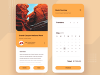 Journery Excursion Booking App