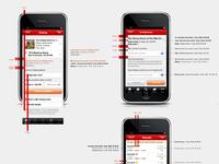 Specs - iPhone - UI/UX/iOS