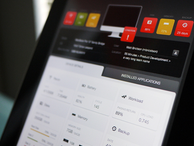 Dashboard stats - iPad - UI/UX/iOS ipad dashboard stats app ios device mac