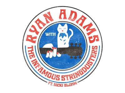Ryan Adams - Guitar Cat