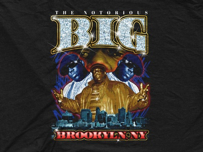 Notorious BIG - Biggie Skyline