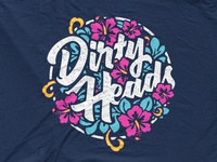 Dirty Heads - Hibiscus Circle