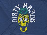 Dirty Heads - Pineapple Skull