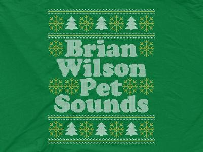 Brian Wilson - Xmas Sweater 1