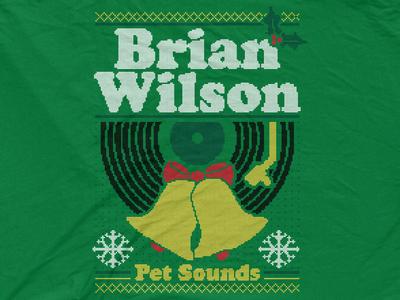 Brian Wilson - Xmas Sweater 2