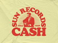 Sun Records / Johnny Cash