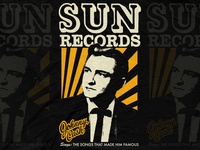 Sun Records / Johnny Cash - Made Him Famous