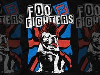 Foo Fighters - British Bulldog
