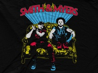 Smith & Myers - Winter Acoustic Tour Tee